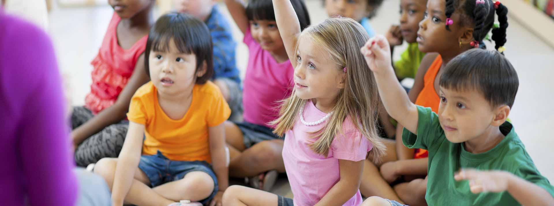 Preparing children for a bright future